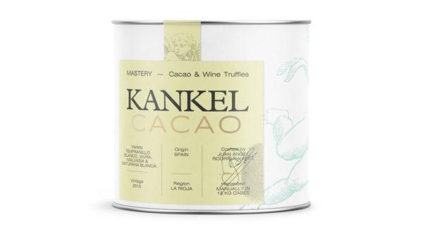 Kankel Cacao - trufas de cacao y vino