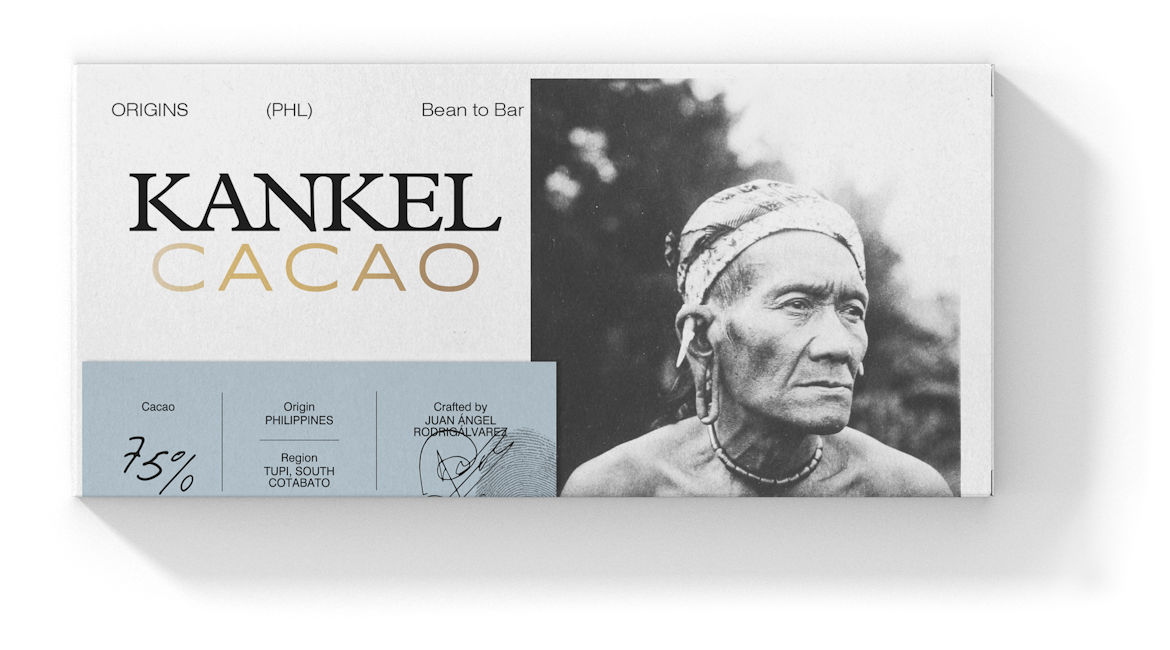 Kankel Cacao Origins - Filipinas - Bean to Bar
