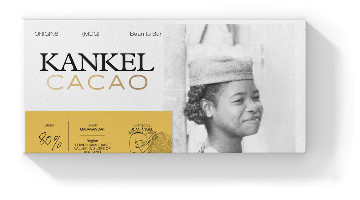 Kankel Cacao Origins - Madagascar - Bean to Bar