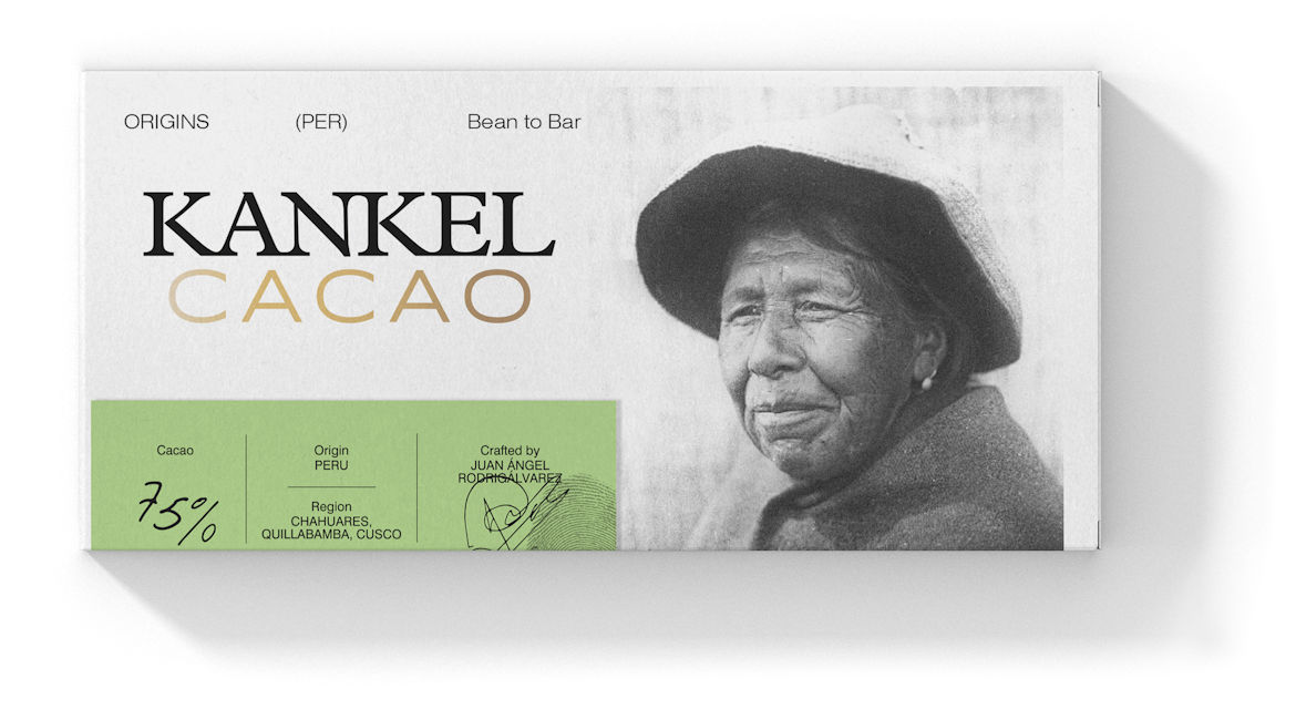 Kankel Cacao Origins - Perú - Bean to Bar