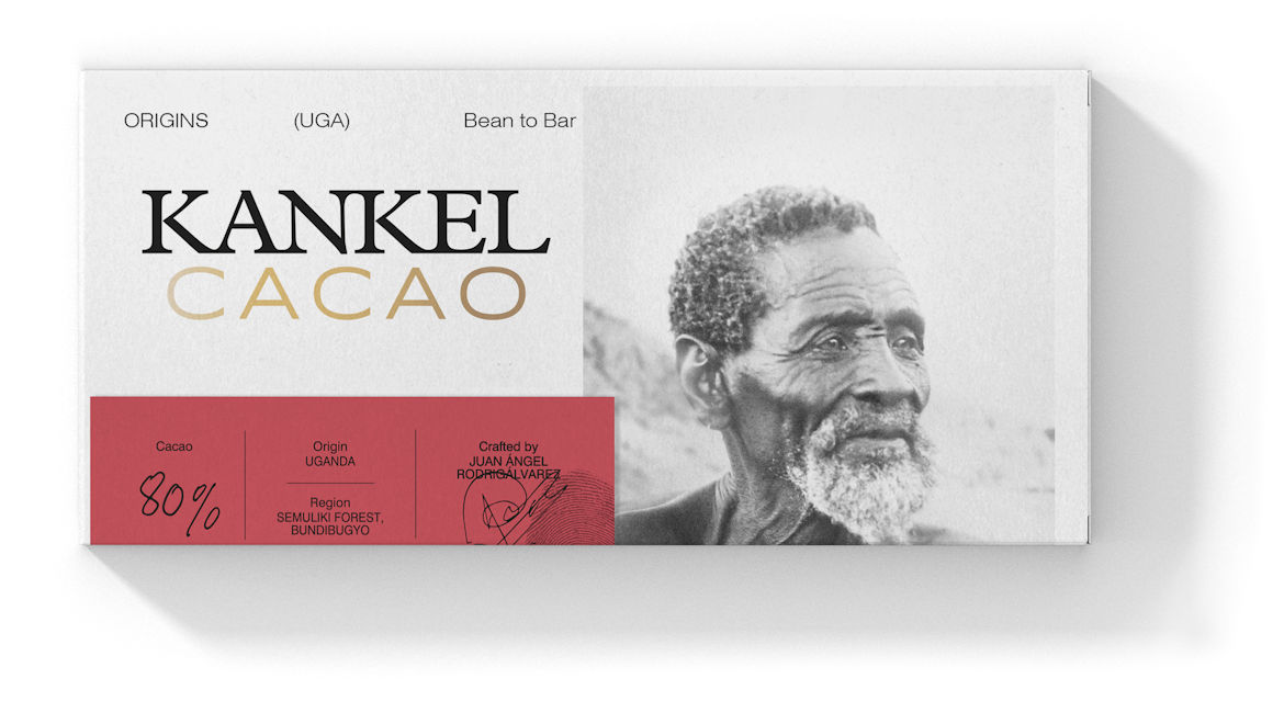 Kankel Cacao Origins - Uganda - Bean to Bar