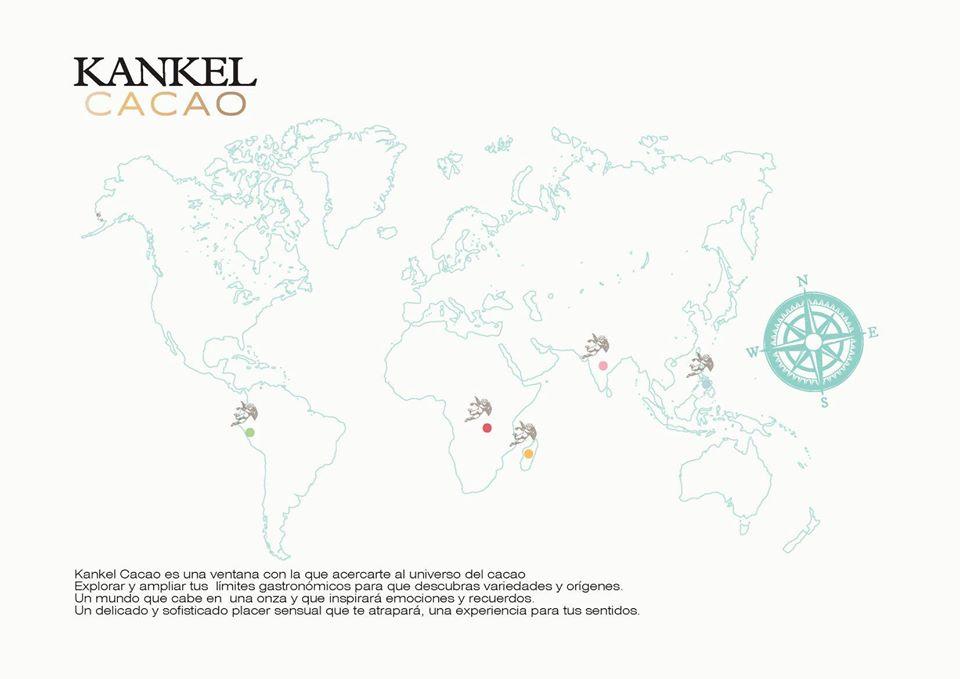 Kankel Cacao - Bean to Bar - Recorre el mundo del cacao